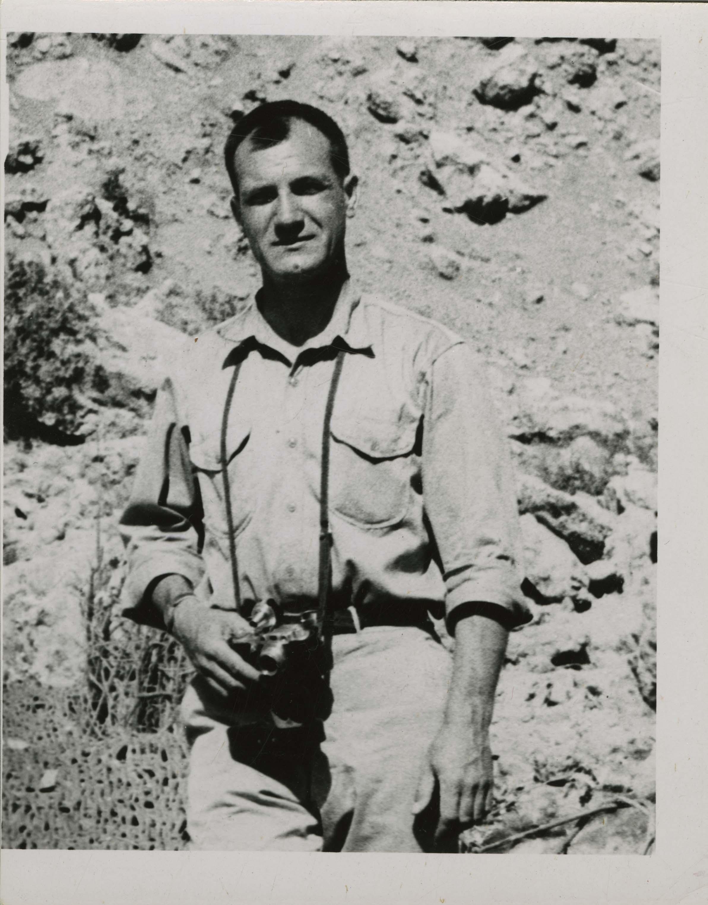Photo of Ralph Solecki